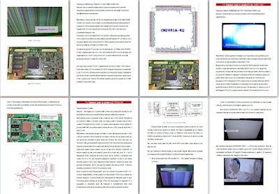 CORSO RIPARAZIONE TV LCD guasti tcon